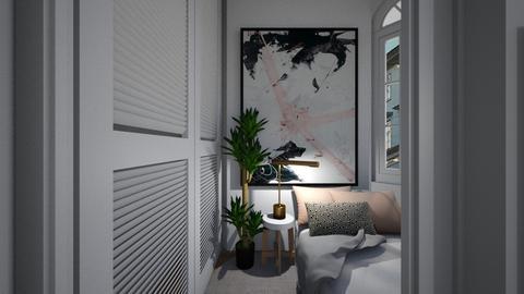 Casa270Bedroom - Modern - Bedroom - by nickynunes