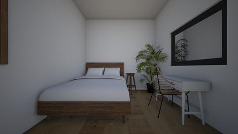 Stanton Vertical Cram - Bedroom - by luvsnice