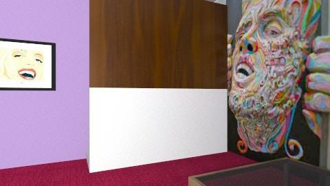 oddd - Living room - by ERTOZ