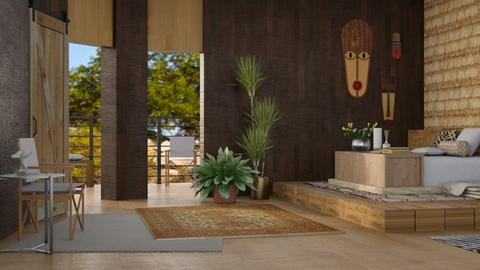 African Style - Global - Bedroom - by millerfam