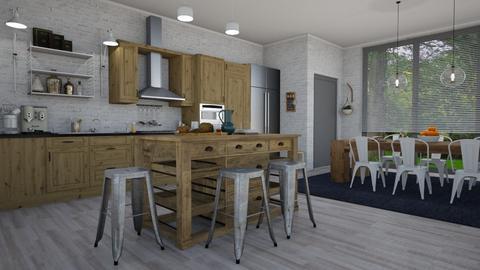 IP Artisan Kitchen - Kitchen - by Tuija