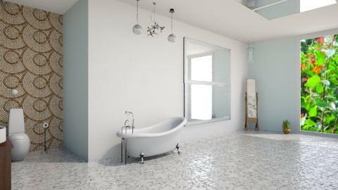 Dream Bathroom - Classic - Bathroom - by emlaxer19