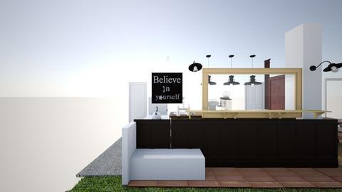 kedai 2 - Kitchen - by barbatosrex