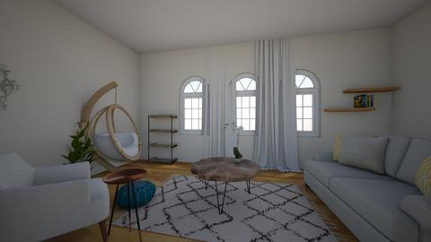Platinum Second Living - Living room - by AlexiiisNiicole