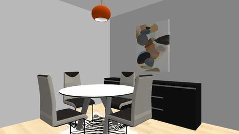mckelc - Dining room - by bruhitshannah
