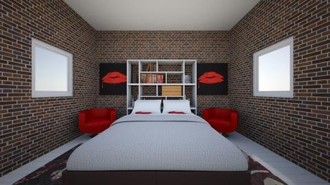 LOL - Living room - by Magdalenaska