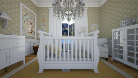 Baby Love - Kids room - by sissybee