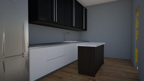 Room 1 - Modern - Kitchen - by Jarnold933