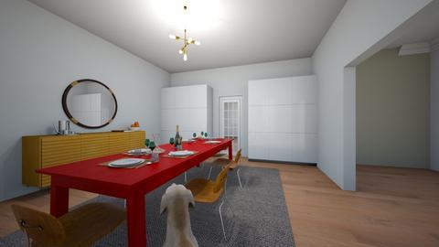 house plans - by Caroline Porter_732