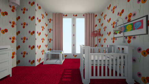 BABY - Modern - Kids room - by hillygabe