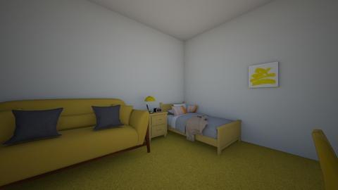Orroro guest room  - Bedroom - by daraogunlowo