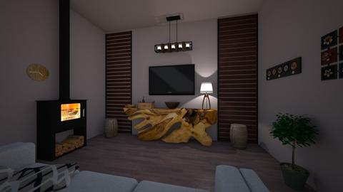 Comfy - Living room - by bgomes20