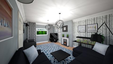 Livingroom v3_4 - Living room - by mtracerz