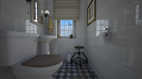 Tiny basic - Classic - Bathroom - by Tuitsi