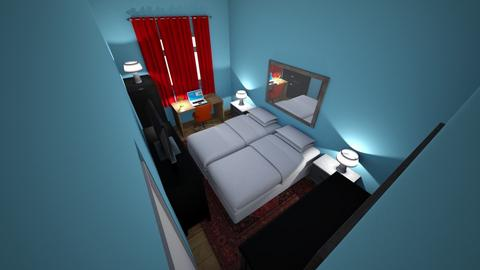 Boys Room 3 - Bedroom - by ekebreau
