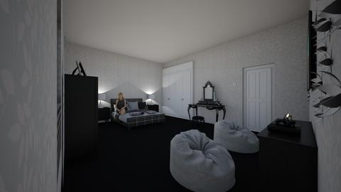 Sadie_Rodgers_4A - Modern - Bedroom - by SCMS FACS