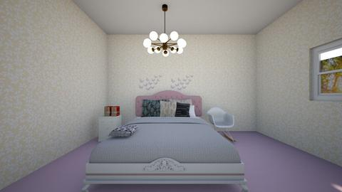 teen bedroom - Modern - Bedroom - by gaddyst