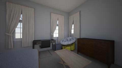 rtealllll room - by nicolebevan
