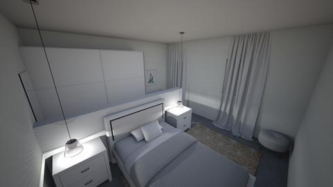 ALMUDENA - Bedroom - by tereformo