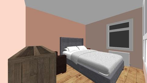 Bedroom V1 - Bedroom - by cnovinski