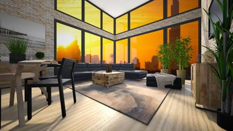 Living room - Modern - Living room - by ievaelizabete