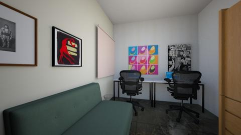 room15 - Eclectic - Office - by Pitipop