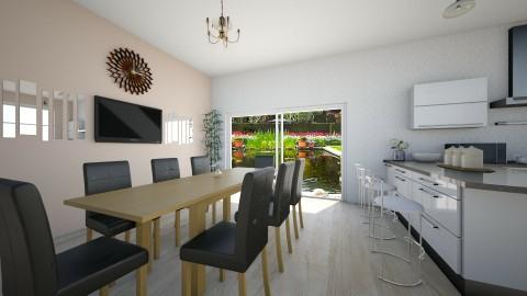 Dining - Dining room - by Camie Tafalla