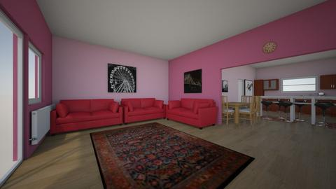 miletic house - Modern - by CatBoss