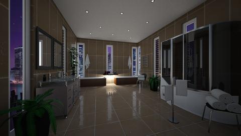 bathroom - by ilcsi1860