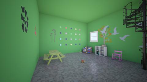 Kids Playroom - Kids room - by Stephanie Leivas_683