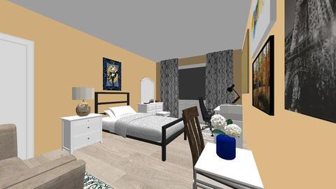 masik2 - Bedroom - by banna132