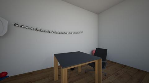 Loft - Kids room - by fhjosephinekuenning
