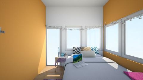 Wish Bedroom - Modern - Bedroom - by magdalenamm