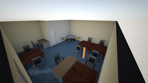 BIG2 Tech Room New  - Office - by brandit