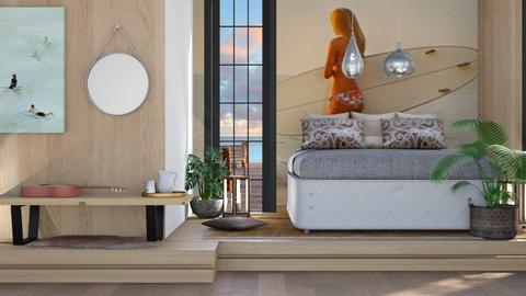 surf - Bedroom - by Sirtzuu93
