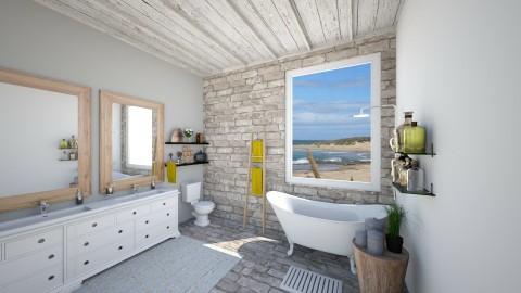 Bathroom - Rustic - Bathroom - by Ali Ruth