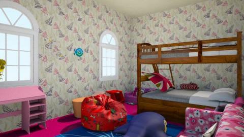 Kids room - Kids room - by Patrick Amegah
