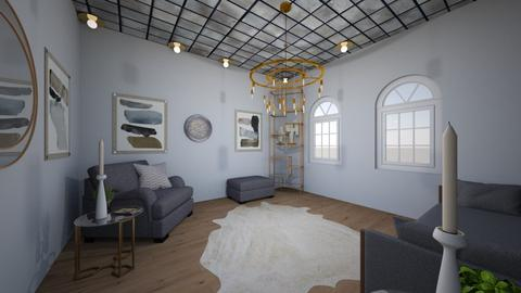 Modern n Classy - Modern - Living room - by Kitty Elizabeth