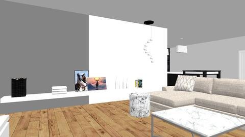EN - Living room - by Nathalie_t