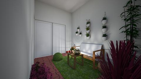 terraza - Garden - by Igor33