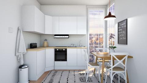 Tiny Kitchen Remix - Kitchen - by lovedsign