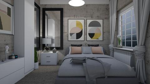 GirlBedRoom2 - Bedroom - by Nard8A