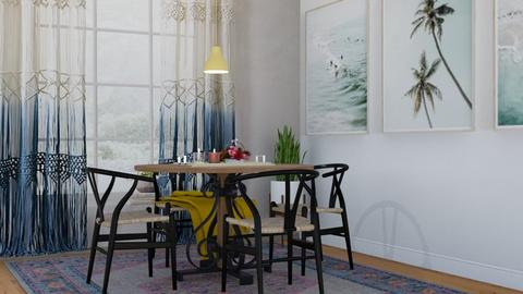 Dining  - Dining room - by lovedsign