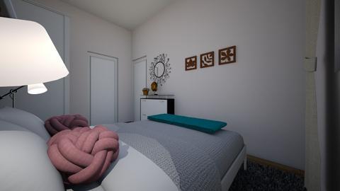 dormitorio casal 3 - Bedroom - by Astral da Casa