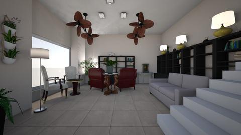 Lulu - Living room - by tbeals