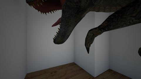 Jurassic Park  - Vintage - by aauwj5463
