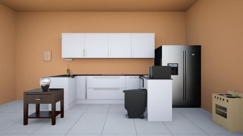 Kitchen Kenneth - Kitchen - by KennethOG