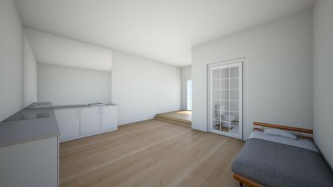Studio Flat - by sarahbatty