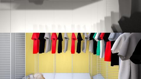 closet wall 2 - Bedroom - by kdockbro