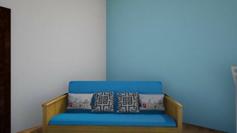 Beach Living Room - Living room - by xholyyy